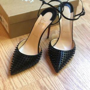 Brand New Christian Louboutin Baila Spike Heels